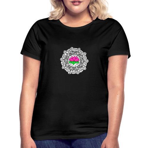 Lotus Flower Mandala - Women's T-Shirt