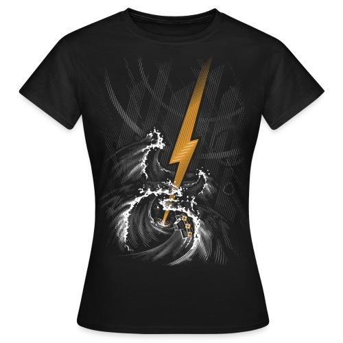 Musical Storm - Women's T-Shirt