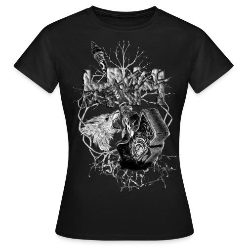 hnhpagan - T-shirt Femme