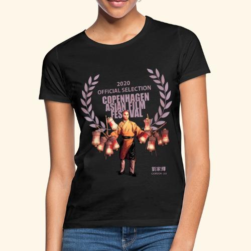 CAFF - Official Item - Shaolin Warrior 4 - Vrouwen T-shirt