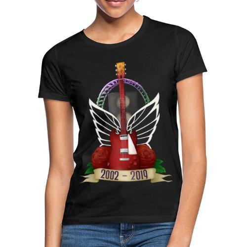 Love in a Roller Coaster - Vrouwen T-shirt