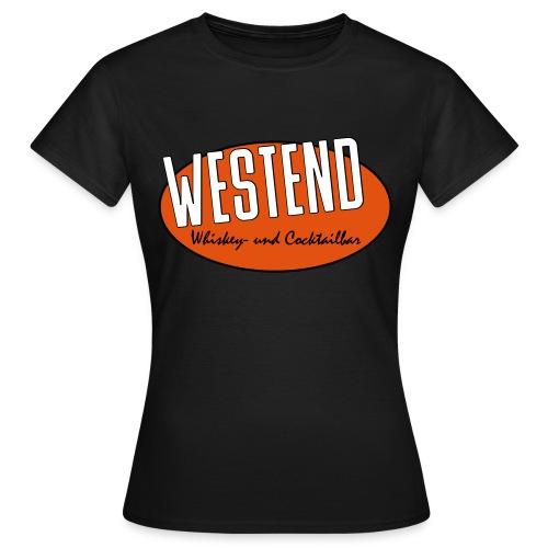 Westend Logo Original - Frauen T-Shirt