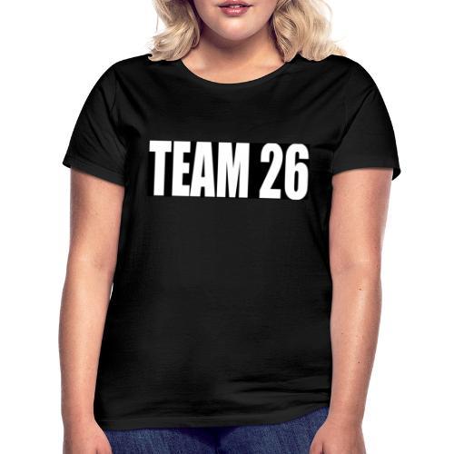 TEAM26 - Women's T-Shirt