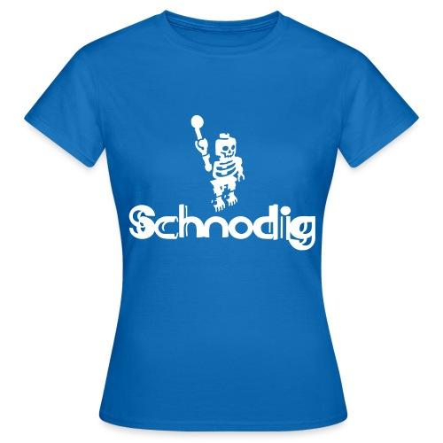 Schnodig - T-skjorte for kvinner