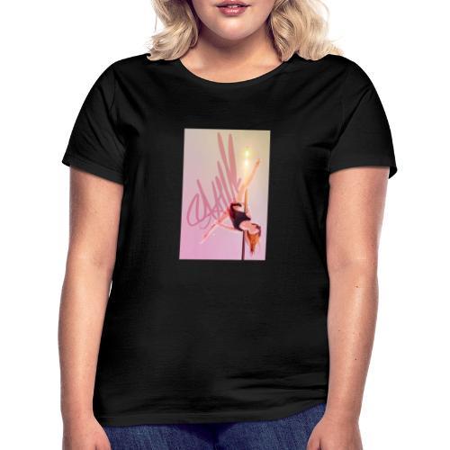Pole Dance Lampe - Camiseta mujer