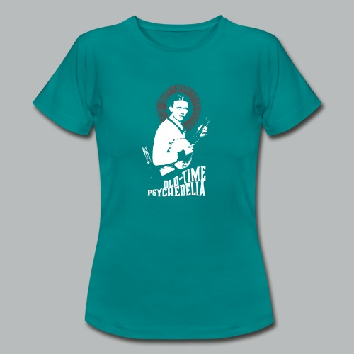 Old Time Psychedelia - Women's T-Shirt