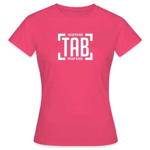 TAB Logo - Frauen T-Shirt