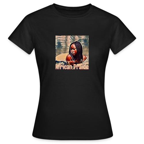 African Praide - Women's T-Shirt