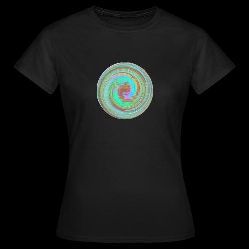 Illusion d'optique - T-shirt Femme