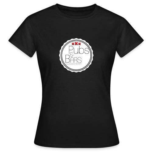 PubsnBars - Vrouwen T-shirt