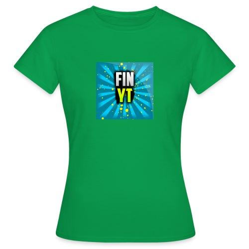 Uusi Youtube Logo - Naisten t-paita