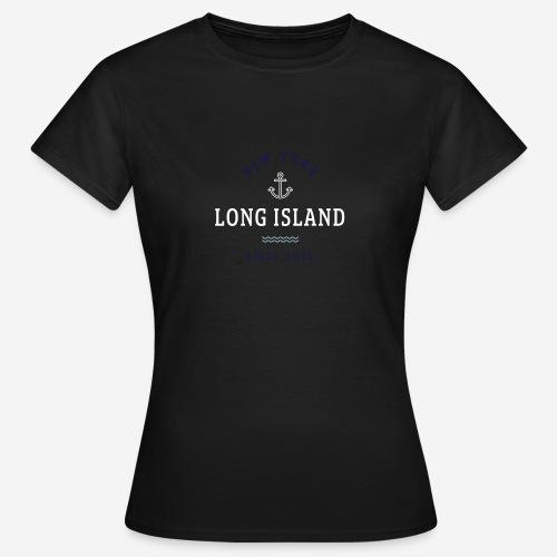 NEW YORK - LONG ISLAND - Maglietta da donna