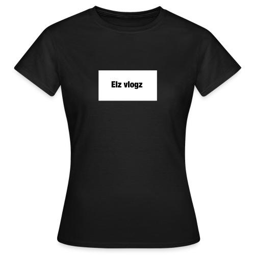 Elz vlogz merch - Women's T-Shirt