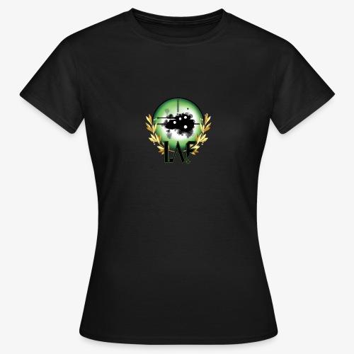 Load Aim Fire Merchandise - Vrouwen T-shirt