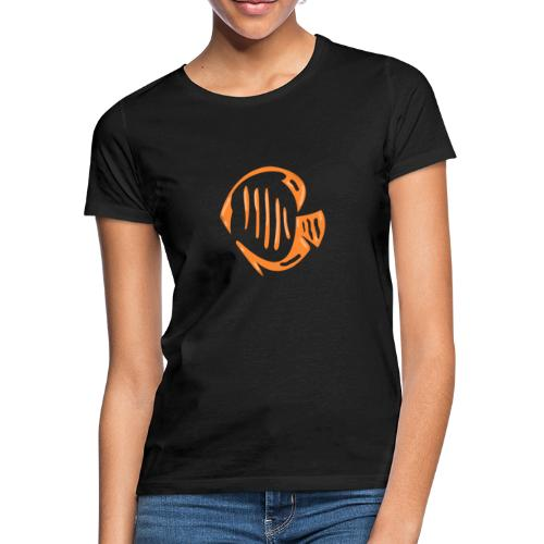 Aquarium Adventures Logo - Women's T-Shirt