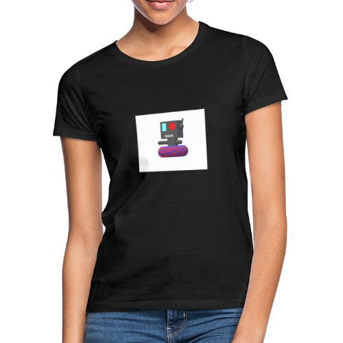 OG dis logo - Dame-T-shirt