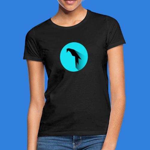 Parrot Logo + Prompt - Women's T-Shirt
