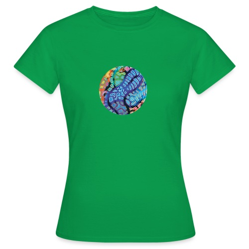 concentric - Women's T-Shirt