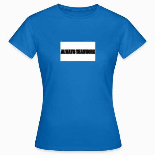 at team - Vrouwen T-shirt