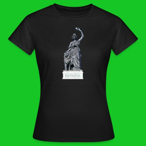 Bavaria Statue - Vrouwen T-shirt