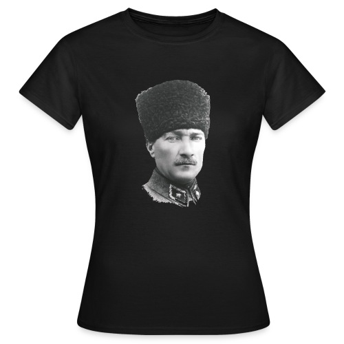 atatürk 8 - Frauen T-Shirt