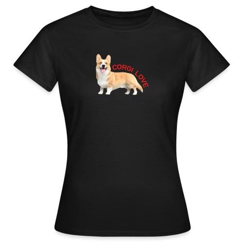 CorgiLove - Women's T-Shirt