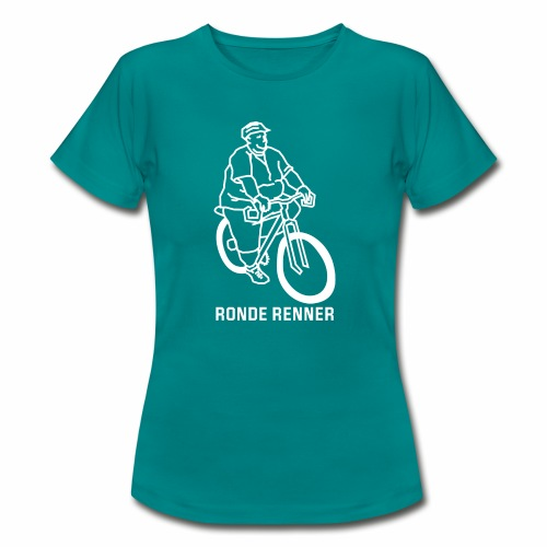 Ronde Renner - Vrouwen T-shirt