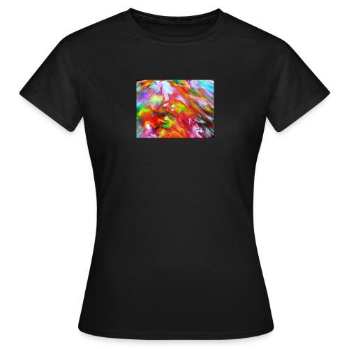 abstract 1 - Women's T-Shirt