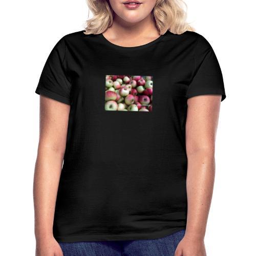 Äpfel - Frauen T-Shirt