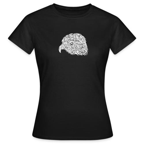 aigle royal blanc - T-shirt Femme