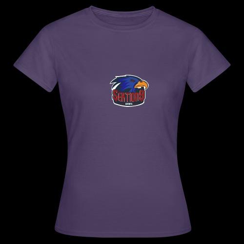 Sektion9 Dunkelblau - Frauen T-Shirt