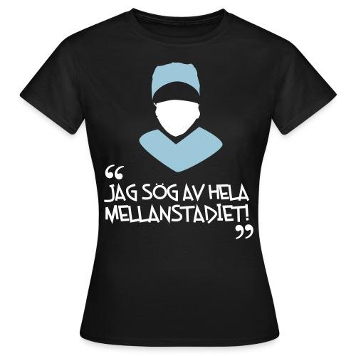 tandlakare - T-shirt dam