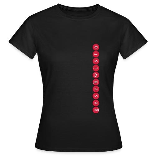 Geschwista - Frauen T-Shirt