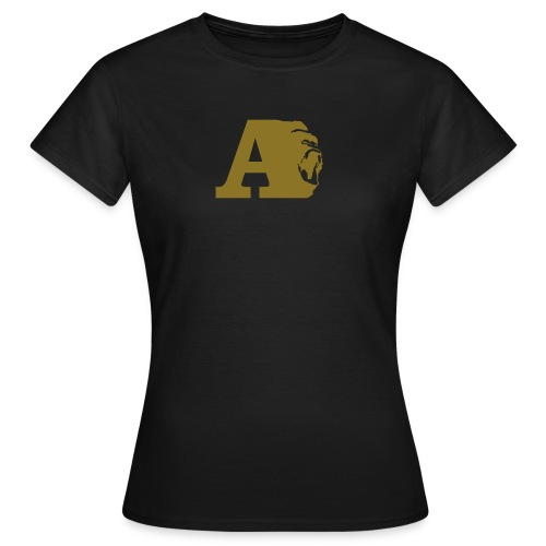 umriss affensohn klein - Frauen T-Shirt