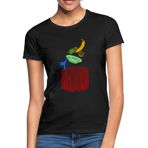 Bodegón kung fu Cipotescü - Camiseta mujer