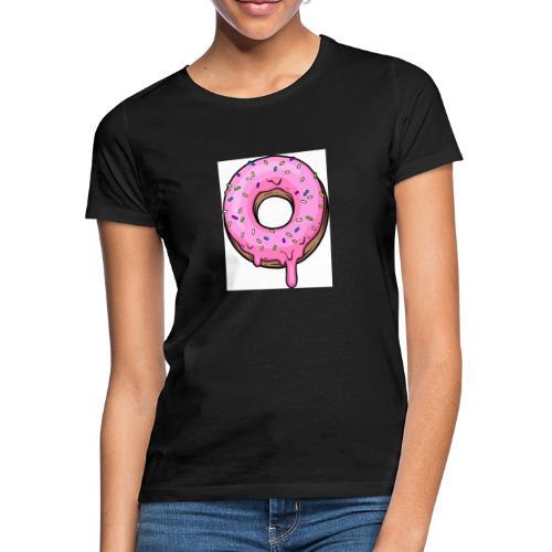 Donut derretido - Camiseta mujer
