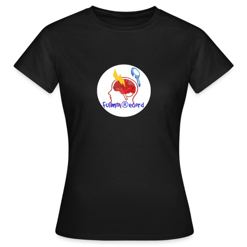 Fulmin Record - Maglietta da donna