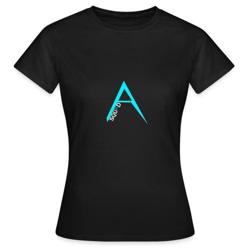 ANGISTEF SQUAD LOGO - T-shirt dam