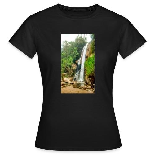 Velo de novia - Camiseta mujer