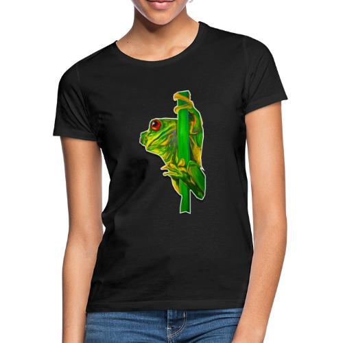 FROGGY - Frauen T-Shirt