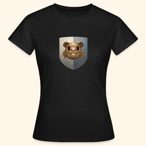 marmottes blason HD - T-shirt Femme