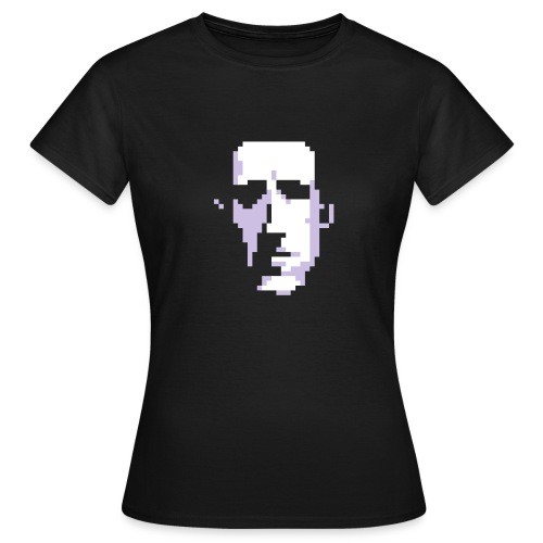 Pixel Lovecraft 2 tintas - Women's T-Shirt