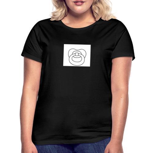 Schnuller - Frauen T-Shirt
