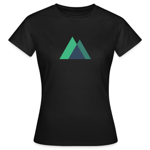 Mountain Logo - Women's T-Shirt