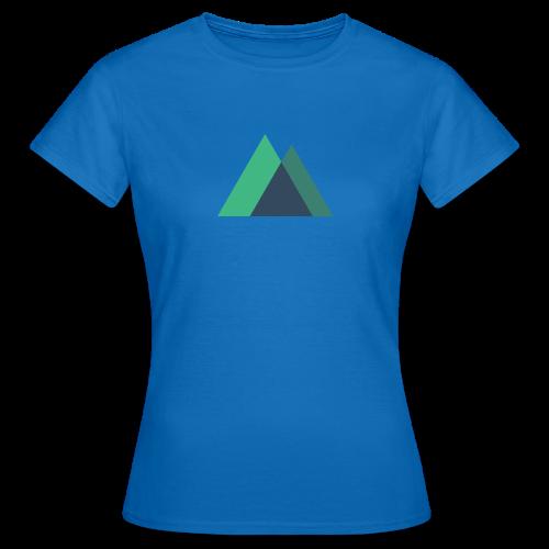 Mountain Logo - Women's T-Shirt