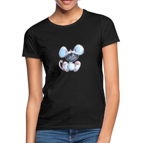 Maskenmaus - Frauen T-Shirt