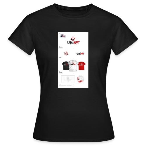 unikat_1 - Koszulka damska