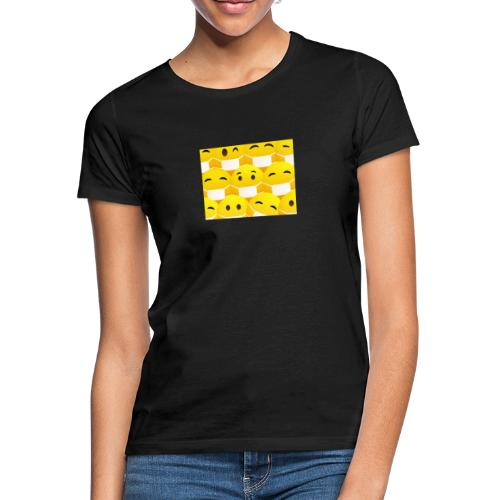 COVID19-maske - Frauen T-Shirt