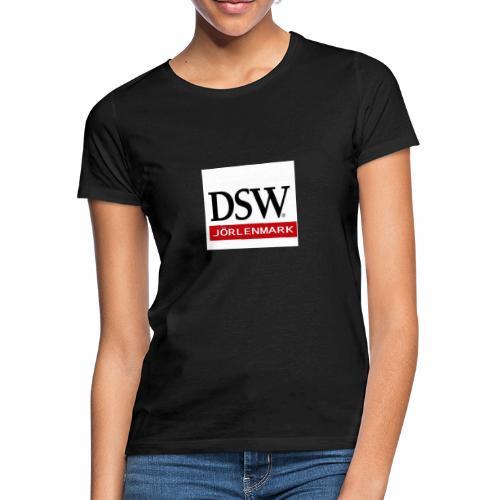 DSW JÖRLENMARK - T-shirt dam