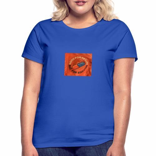 Bad pill/good pill - T-shirt dam